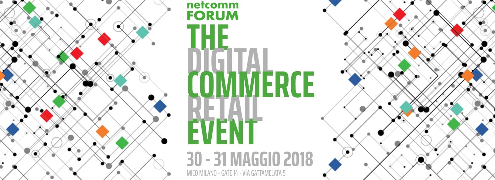 Wins e Gempsy al NetComm Forum 2018 di Milano
