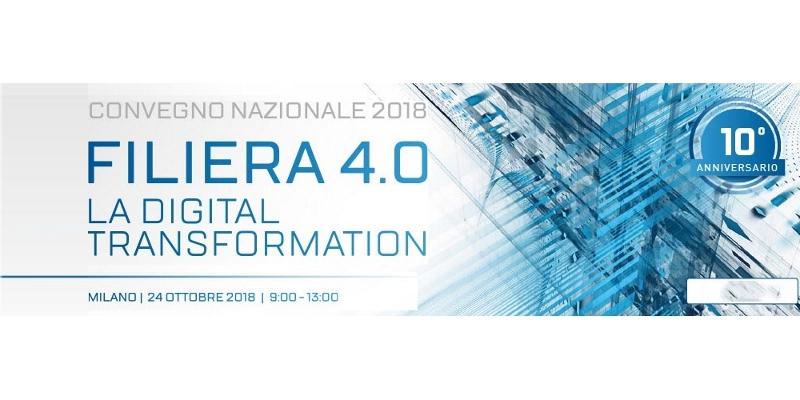 """Wins all'evento di EDIEL """"Filiera 4.0 - la Digital Transformation"""" con il digital store MIA"""